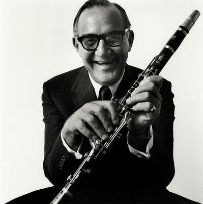 Bert Stern, 'Benny Goodman', 1958
