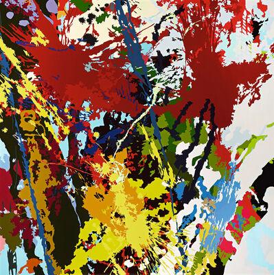 Ingrid Calame, '...hnggnh-hnggnh-hnggnh...', 2000