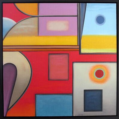 William Conger, 'Verse', 2014