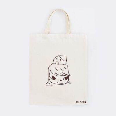 Yoshitomo Nara, 'Tote Bag - House on the Head', 2010-2020