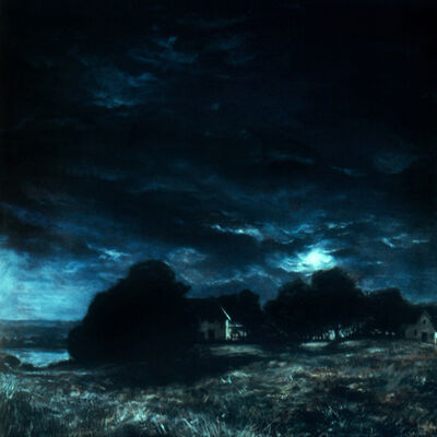 Douglas James Maguire, 'Nightscape', 1972