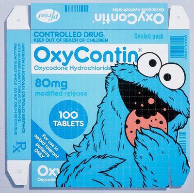 Ben Frost, 'OxyCookie', 2020