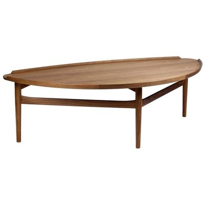 Finn Juhl, 'Finn Jhul Cocktail Table Walnut, 1951', Contemporary