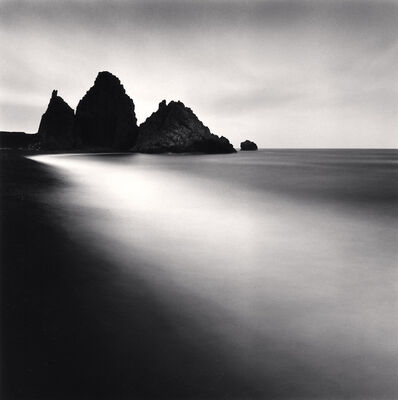 Michael Kenna, 'Beach Rocks, Gageo-do, Shinan, South Korea', 2012
