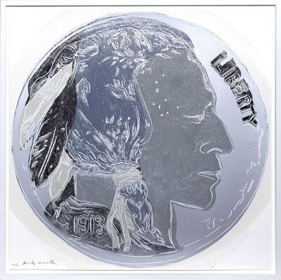 Andy Warhol, 'Indian Head Nickel', 1986