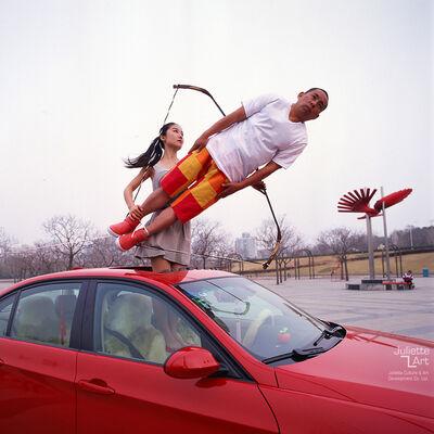 Li Wei 李日韦, 'Arrow of love', 2009