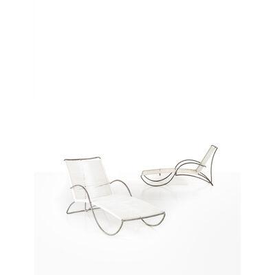 Walter Lamb, 'Pair Of Chairs', 1952