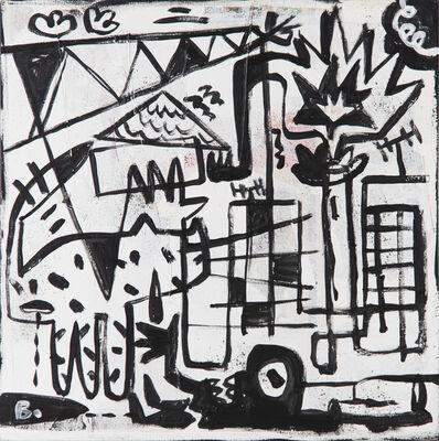 Benoit Debbané, 'Doodle 7', 2019
