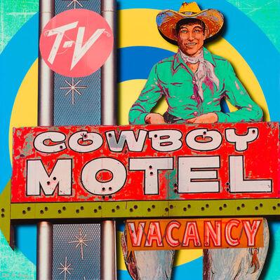 Nelson De La Nuez, 'Cowboy Motel', 20th/21st Century