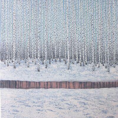 Stéphane Erouane Dumas, 'Wintertime', 2017