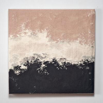Sara Brennan, 'Broken White Band with Pink', 2008