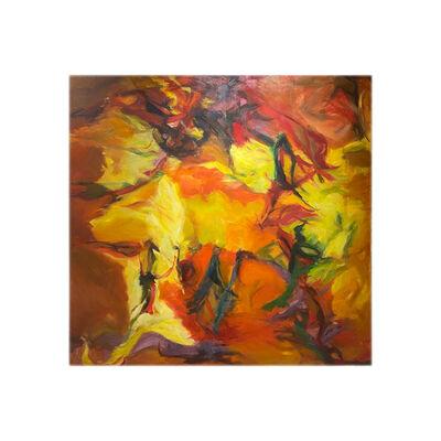 Ronan Walsh, 'Orange Camargue', 2009