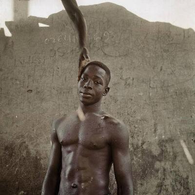 Denis Dailleux, 'La main à Apam, Ghana', 2013