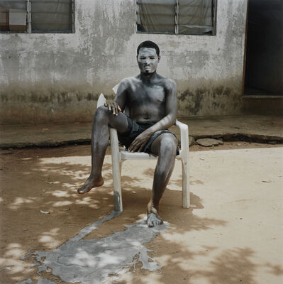 Pieter Hugo, 'John Mark. Asaba, Nigeria from Nollywood series', 2008