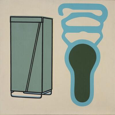 Hervé Télémaque, 'Contamination Verte, 1970', 1970