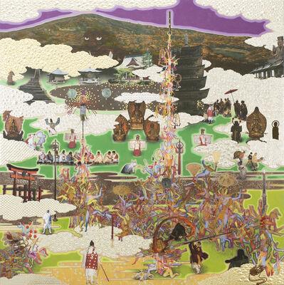 Masatake Kozaki, 'HIKYO Haguro -ser. Hikyo No.13-', 2013