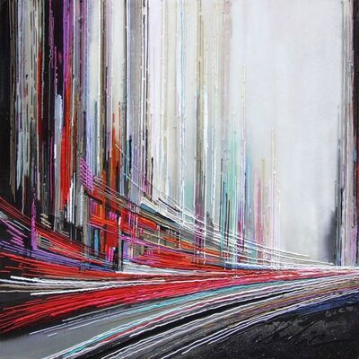 Leslie Berthet Laval, 'Urban City 10', 2019