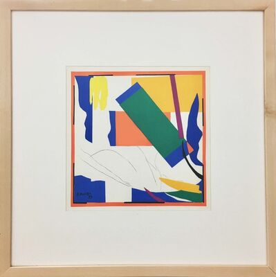 Henri Matisse, 'Souvenir D'Oceanie', 1958