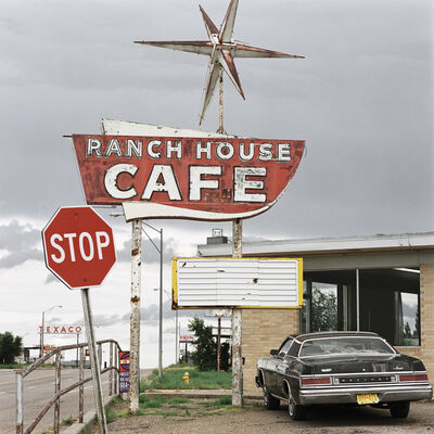 Jeff Brouws, 'Ranch House Cafe, Vaughn, New Mexico', 1997
