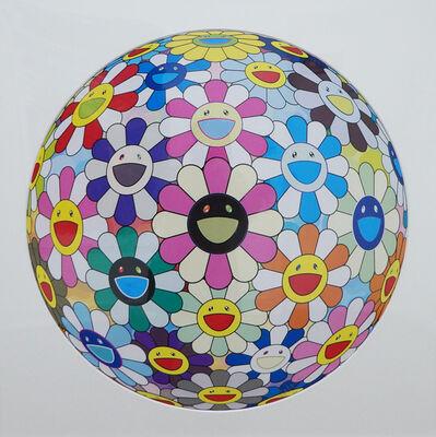 Takashi Murakami, 'Flowerball', 2016