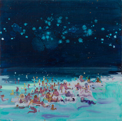Susie Hamilton, 'Turquoise Beach', 2009