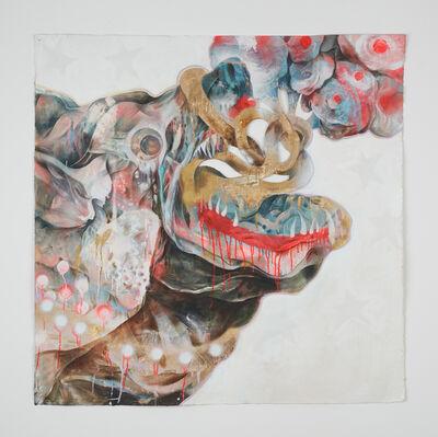 Lavar Munroe, 'Dog's Bark Break The Night', 2017
