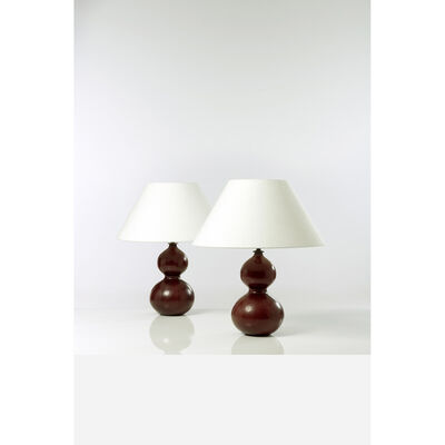 Axel Salto, 'Model 20.658,  Pair of lamps'