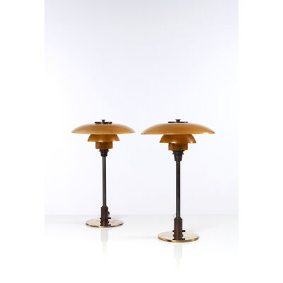 Poul Henningsen, 'Pair of lamps - PH Model 3.5 / 2', 1930