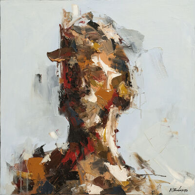 Vavatsis Nikos, 'new faces', 2019