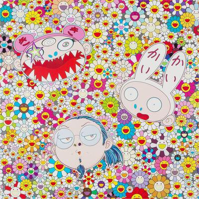 Takashi Murakami, 'Kaikai Kiki and Me - The Shocking Truth Revealed', 2010