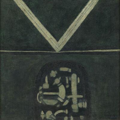 Prunella Clough, 'Industrial Interior 4', 1959