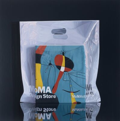 Carlos Vega Faúndez, 'Serie Museos. Miró @MOMA II', 2019