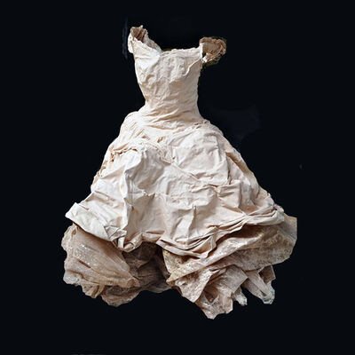 Ewa Bathelier, 'Powder Dress', 2019