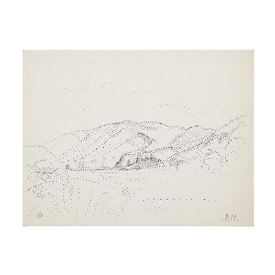 Dora Maar, 'Drawing', ca. 1970
