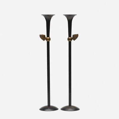 Mark Brazier-Jones, 'Herald candelabrums, pair', c. 1995
