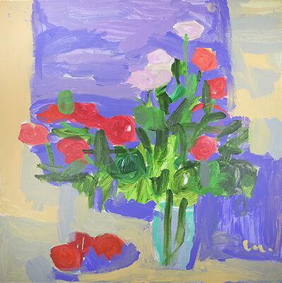 """Maryam Alakbarli, 'Roses du Jardin de Maman """"Roses from Mom's Garden""""', 2018"""