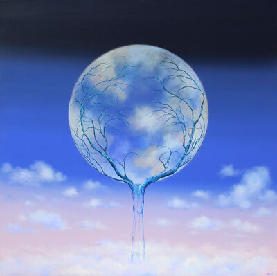 Alexandra Battezzati, ' L'arbre lune ', 2020