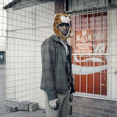 Thabiso Sekgala, 'Tiger', 2012