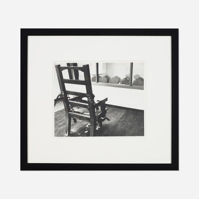 Andy Warhol, 'Untitled (Electric Chair)'