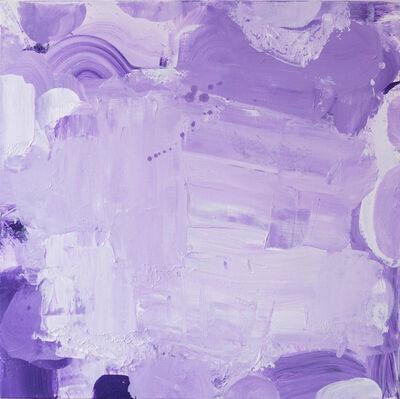 Lisa Fellerson, 'Violet in Violet', 2020