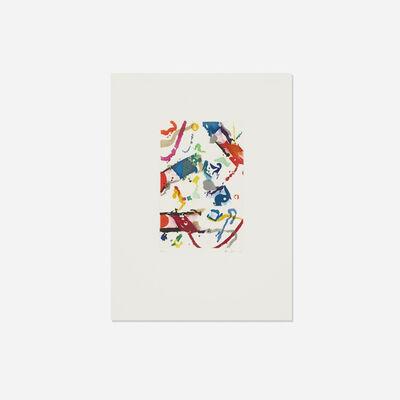 Sam Francis, 'Untitled (SFE-058)', 1990