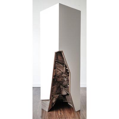 Seth Clark, 'Pedestal Study I', 2015