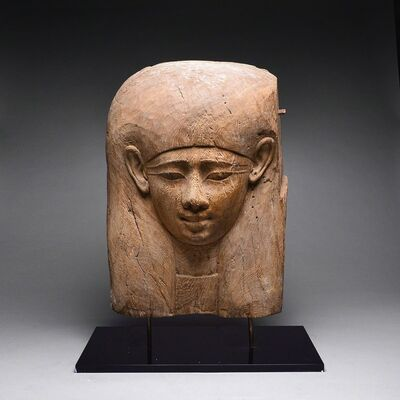 Yesterdays Masterpieces in Tomorrows Home: The Timeless Design of Ancient Egypt, installation view
