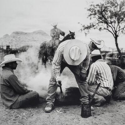 Scott T. Baxter, 'Colonel Hooker's Brand, the Sierra Bonita Ranch, Graham County', 2011
