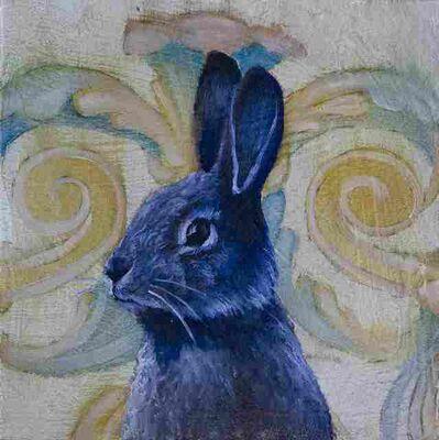 Carl Linstrum, 'Habitat #5 {Rabbit]', 2019