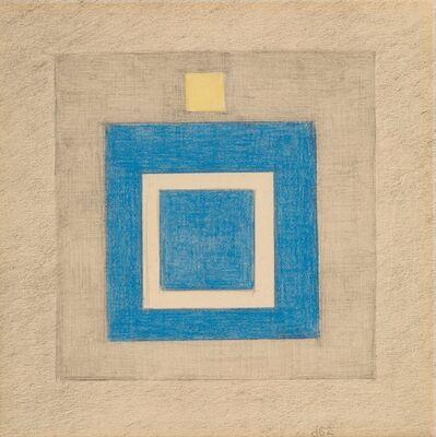 Burgoyne Diller, 'Untitled', 1962