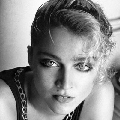 Richard Corman, 'Madonna Bathroom #3', 1983