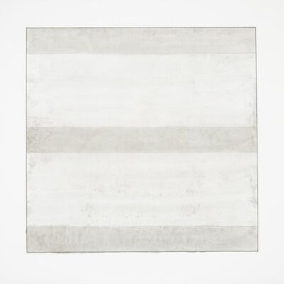 Agnes Martin, 'Untitled #2 (from Stedelijk Museum), 1990', 1990