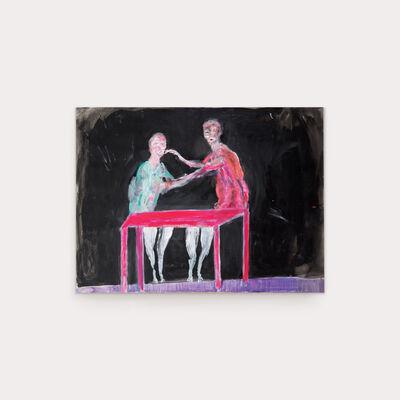 Andrew Litten, 'Ventriloquist'