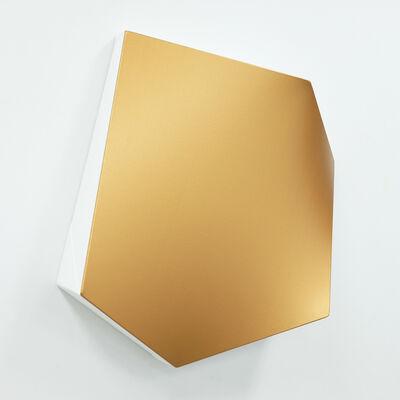 Matthew Hawtin, 'Copper Gold - Torqued Series', 2019
